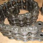 Cobalt Chains ANSI Double Strand Roller Chain
