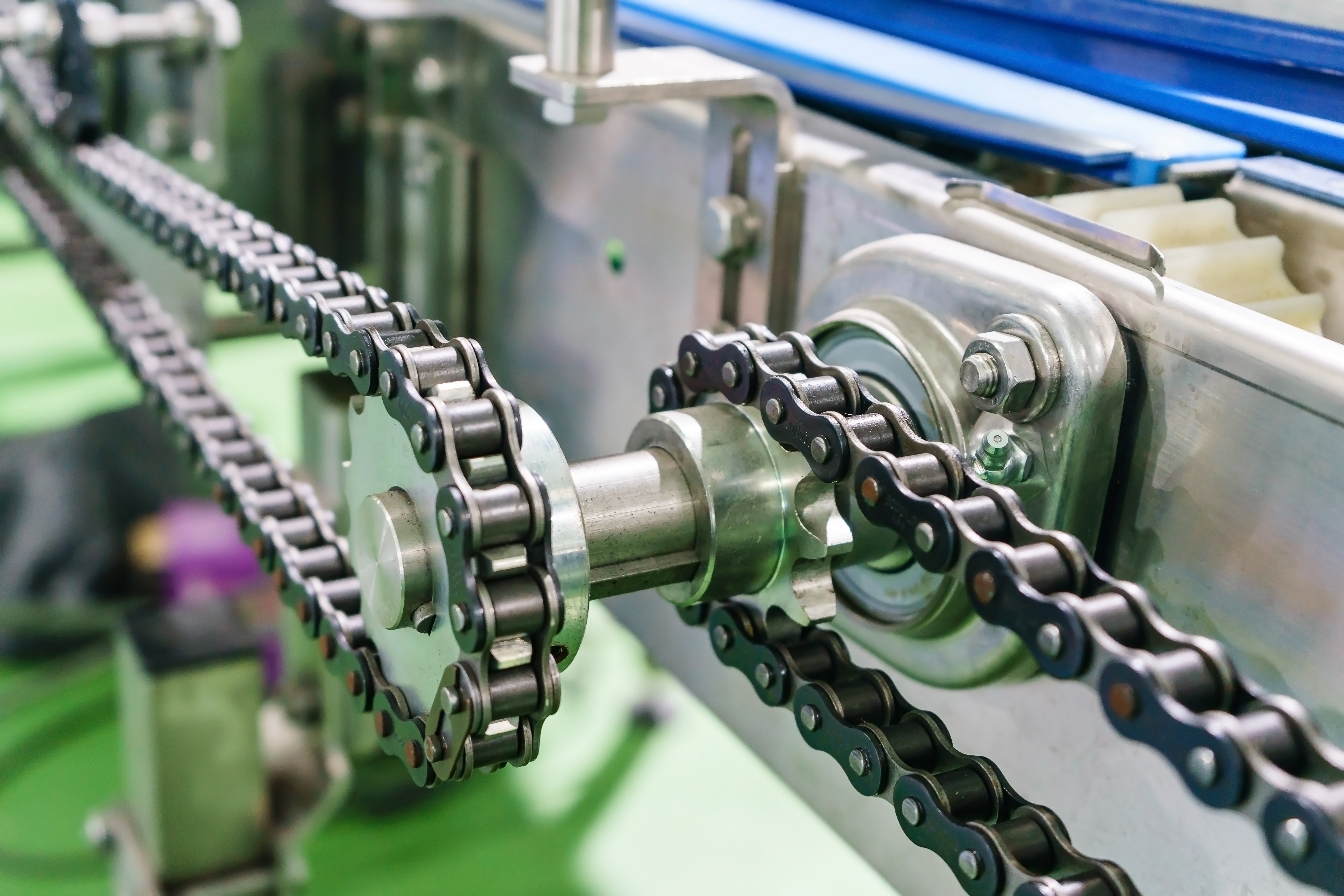 Roller Chain Photo