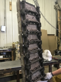 Stainless Steel Apron Chain
