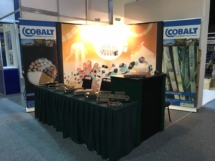 Image of Cobalt Chains' Booth at 2018 Latin American Sugar Industry Conference