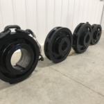 30 x 100 Mining Sprockets & Trailers