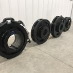 30 x 100 Mining Sprockets & Trailers