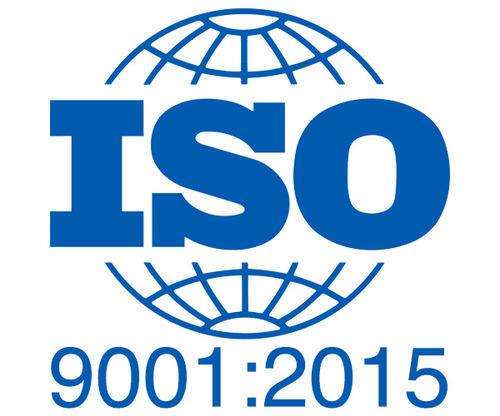 ISO 900:2015 Logo
