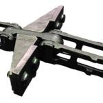 Rivetless Chain with Flight
