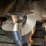 Custom Machined Coupling