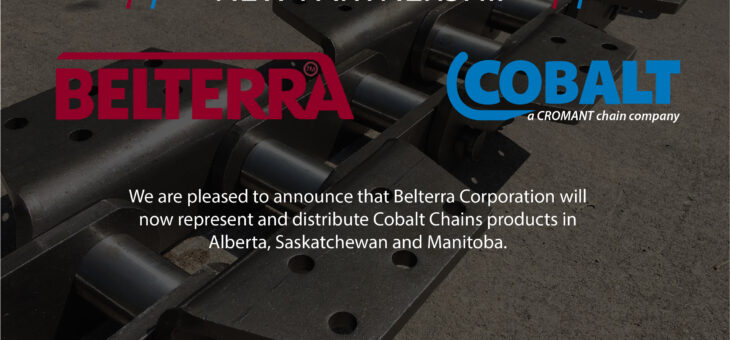 Cobalt Chains Welcomes Belterra Corporation as a Distributor